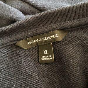 Banana Republic Tops - Banana Republic Ruffle Back Sweatshirt